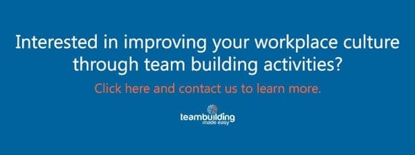 improve workplace culture through team building activities
