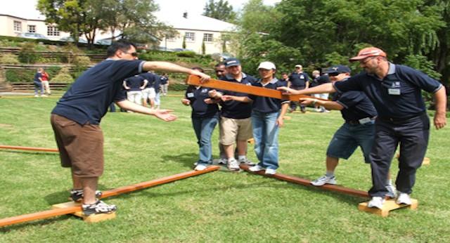 Activate Experiential Team Building Activities