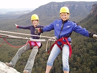 abseiling-team-building