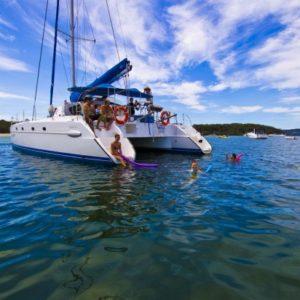 Sailing – Adventure activities Brisbane