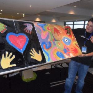 Art in a Day Creative Team Building Activities Brisbane ideas