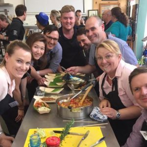 Cooking - Brisbane Master Chef Challenge Team Building Activities Brisbane ideas