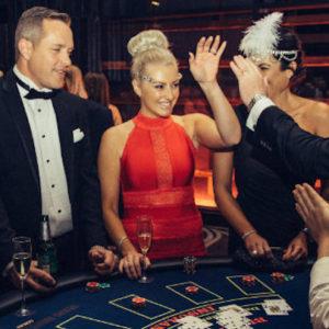 Casino Evening Team Building activities