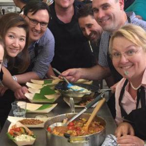 Cooking team Building Activities Brisbane