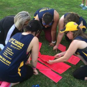 Survivor Team building Activities