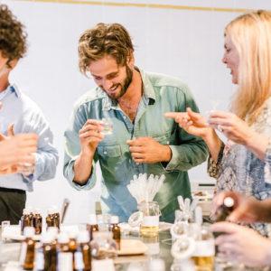 Perfume Making Class