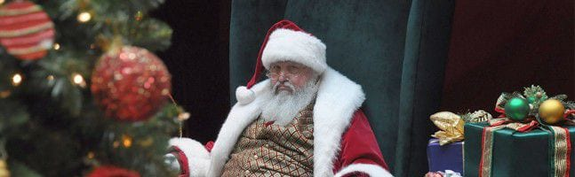 Christmas party and Kris Kringle Blog