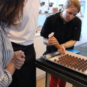 Cooking - Belgian Chocolate Making team building activity Sydney